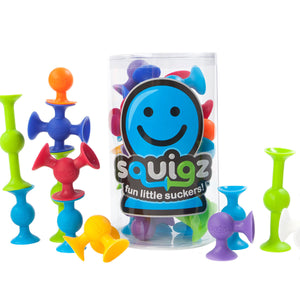 Squigz 24pc Starter Set from Fat Brain Toys