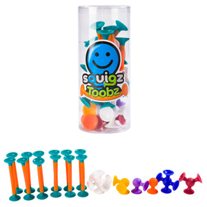 Squigz Toobz from Fat Brain Toys