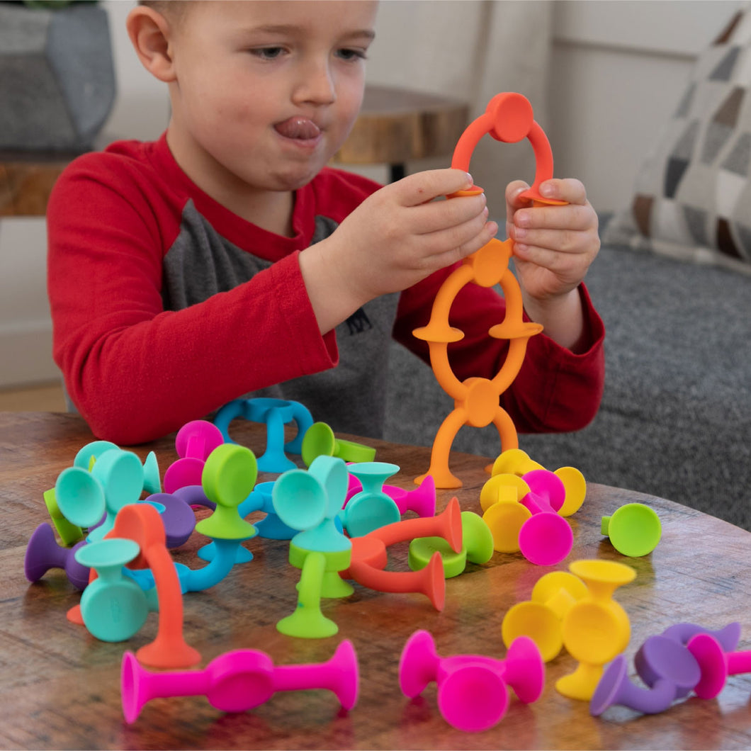 Squigz 2.0 from Fat Brain Toys