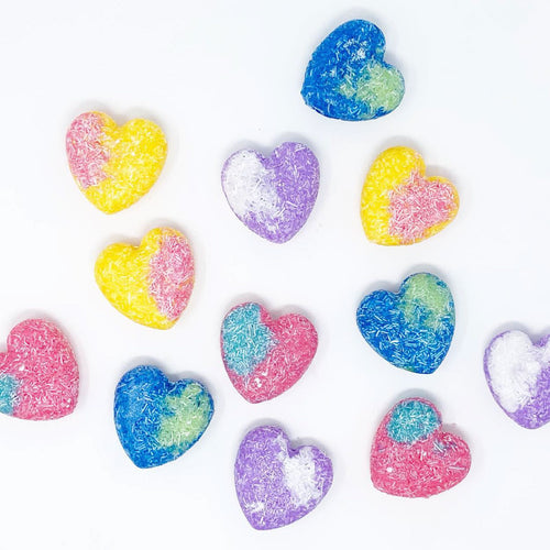 Heart Shampoo + Conditioner Bar from Feeling Smitten