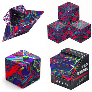 Chaos Shashibo Artist Series from Fun In Motion Toys