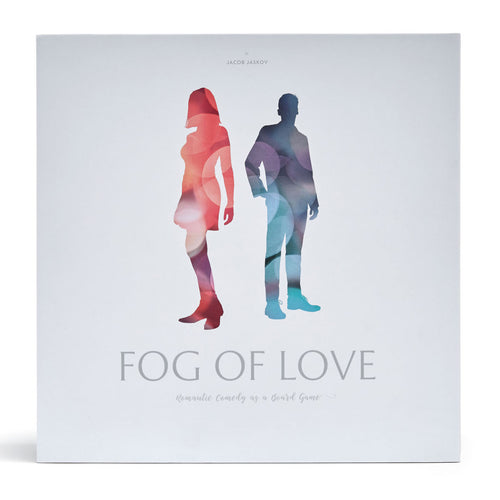 Fog Of Love from Hush Hush Projects