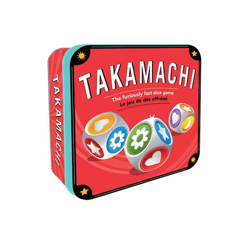 Takamachi Dice Game from Foxmind