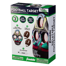 Load image into Gallery viewer, Inflatable Football Target from Franklin Sports