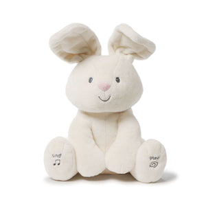Animated Flora Bunny 12in from Gund