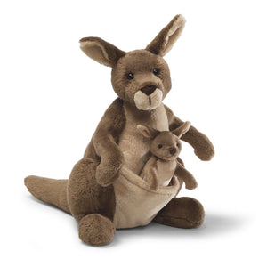 Jirra kangaroo 10in from Gund