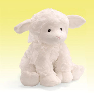 Lena Lamb Key-Wind Lullaby 10in from Gund