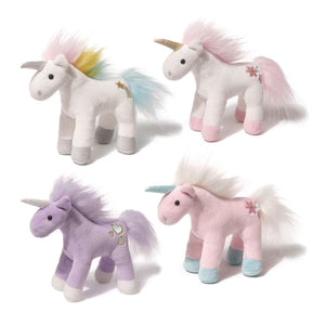 Unicorn Chatters 6in from Gund