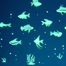 Load image into Gallery viewer, GloPlay Tropical Fish Decals