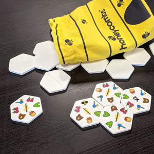 Honeycombs Tile Game from Go Games