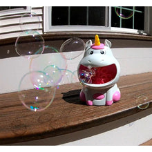 Load image into Gallery viewer, Unicorn Bubble Machine from Good Banana
