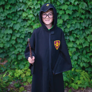 Wizard Cloak & Glasses from Great Pretenders