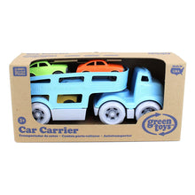 Load image into Gallery viewer, Green Toys Car Carrier Truck
