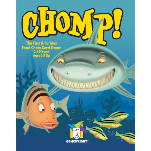 Chomp Card Game from Gamewright