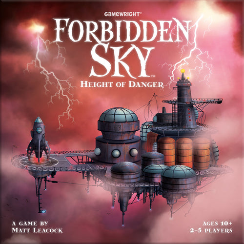 Forbidden Sky from Gamewright
