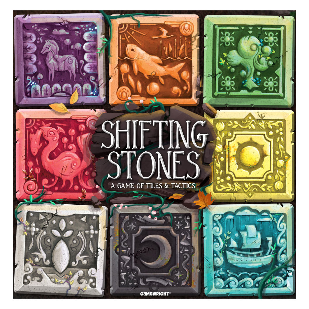 Shifting Stones from Gamewright