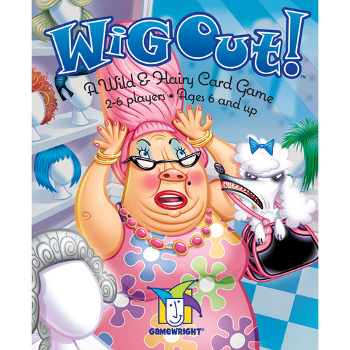 Wig Out Card Game from Gamewright