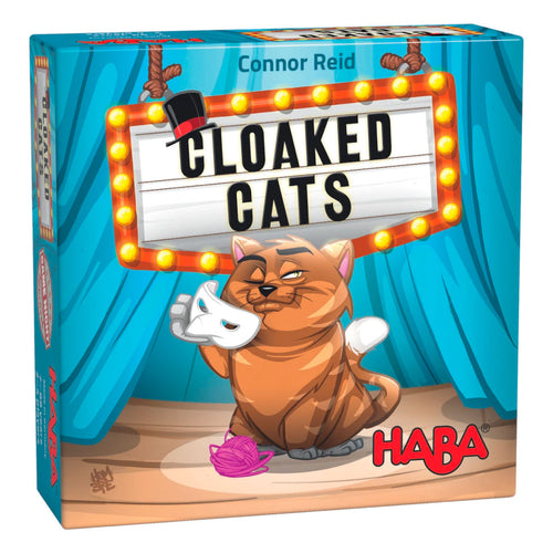 Cloaked Cats Game from Haba
