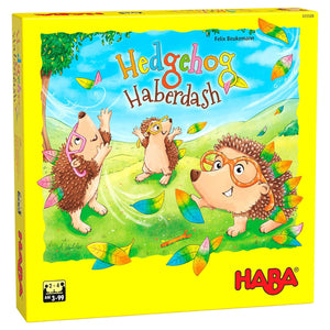 Hedgehog Haberdash Game from Haba