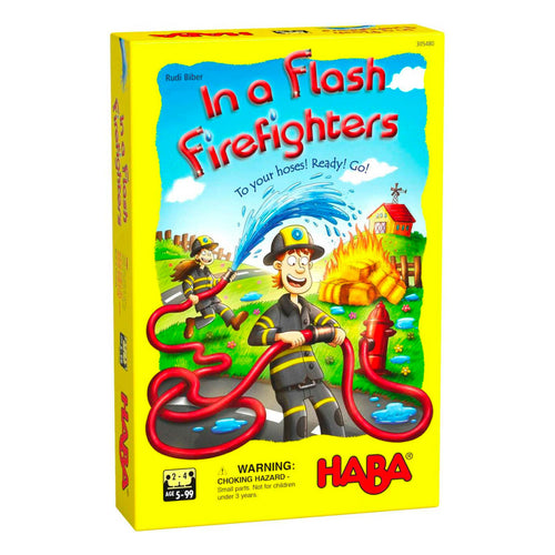 In a Flash Firefighters Game from Haba