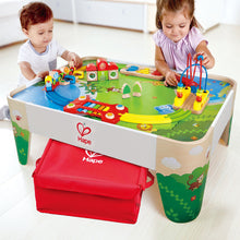 Load image into Gallery viewer, Hape Railway Play Table