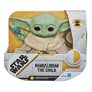 The Child Talking Plush - Star Wars The Mandalorian Official Product from Hasbro