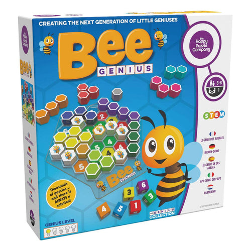 Bee Genius from The Happy Puzzle Co