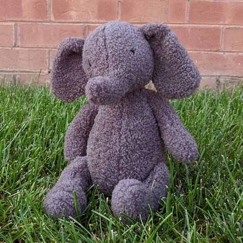 Allenby Elephant from Jellycat