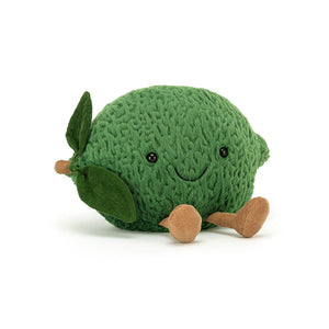 Amuseable Lime from Jellycat