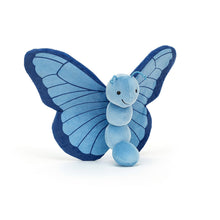 Load image into Gallery viewer, Iris Breezy Butterfly from Jellycat