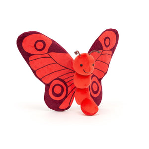 Poppy Breezy Butterfly from Jellycat