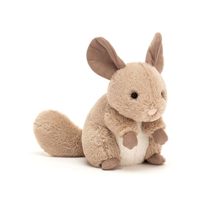 Sandy Cheeky Chinchilla from Jellycat