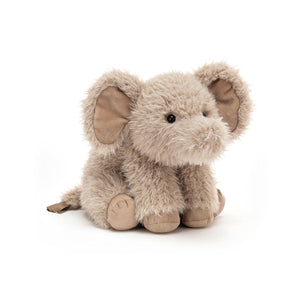 Curvie Elephant from Jellycat