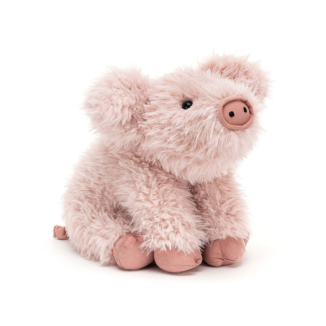 Curvie Pig from Jellycat