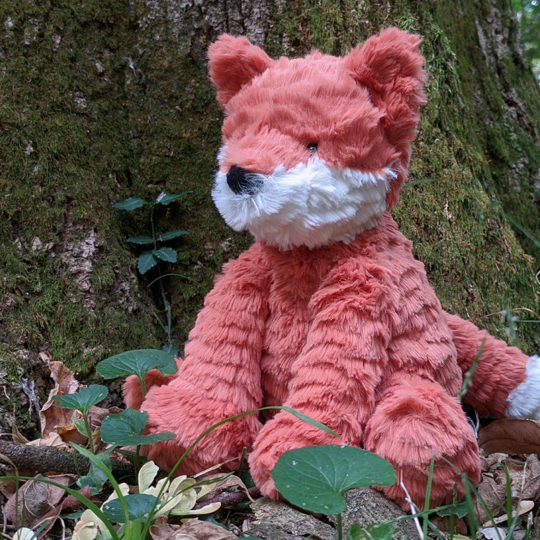 Fuddlewuddle Fox from Jellycat