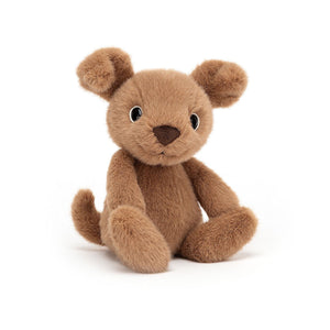 Fuzzle Puppy from Jellycat