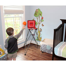 Load image into Gallery viewer, Hoopman Portable Basketball Goal