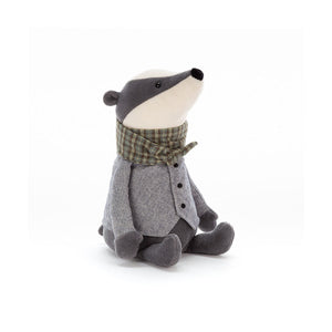 Badger Riverside Rambler from Jellycat