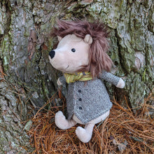 Load image into Gallery viewer, Riverside Rambler Hedgehog from Jellycat