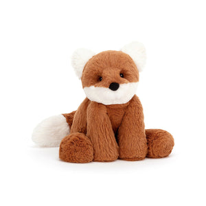Smudge Fox from Jellycat