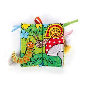 Garden Tails Activity Book from Jellycat