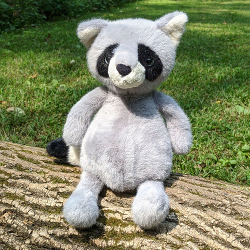 Whispit Raccoon from Jellycat