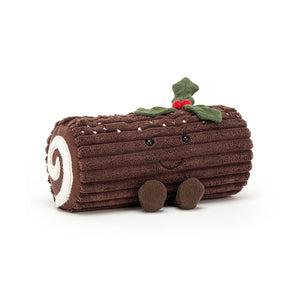 Amusables Yule Log