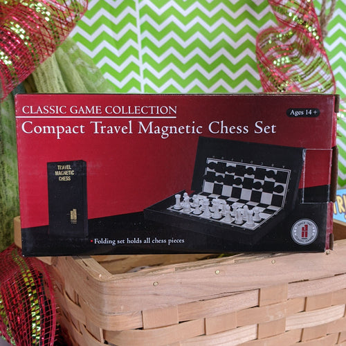 Compact Travel Magnetic Chess