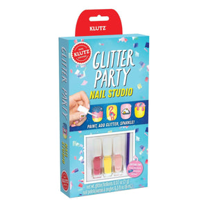 Glitter Party Nail Studio from Klutz