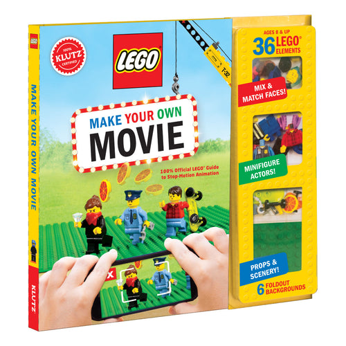 Make Your Own LEGO Movie from Klutz