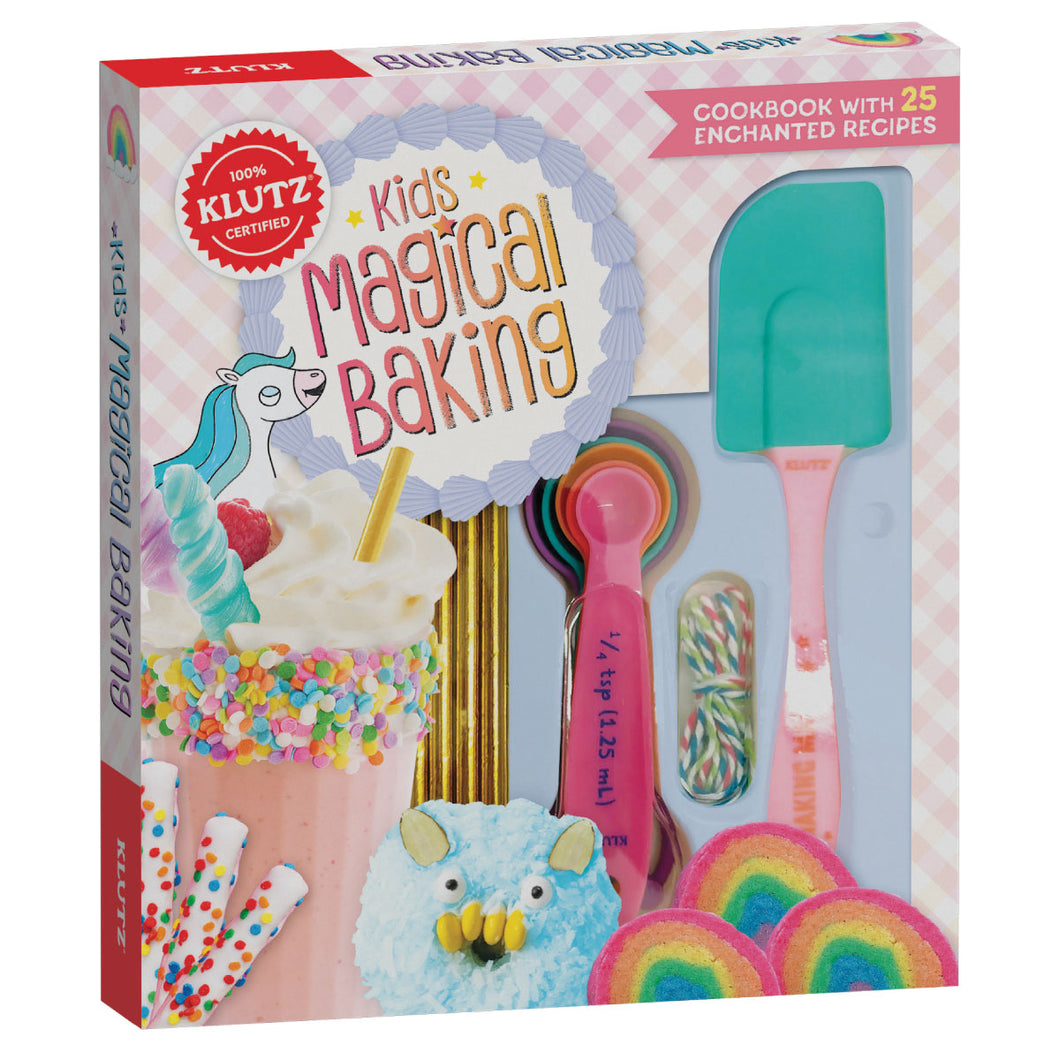 Kids Magical Baking from Klutz