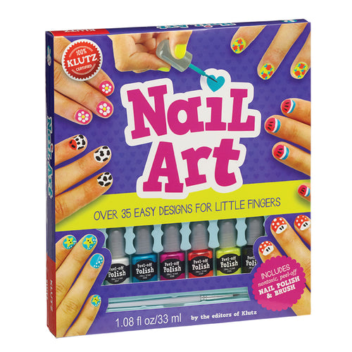 Nail Art from Klutz