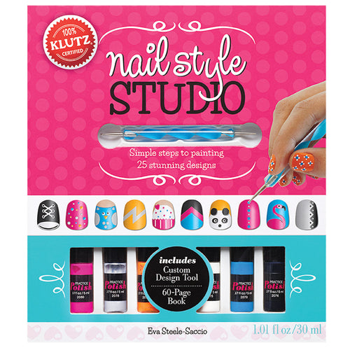 Nail Style Studio from Klutz