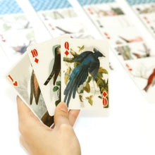 Load image into Gallery viewer, Birds 3D Lenticular Playing Cards from Kikkerland